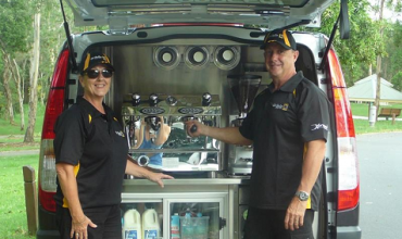 Xpresso Mobile Cafe strengthens its franchising value with Budget One's business support programme
