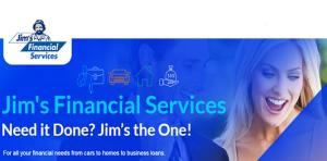 Jim's Financial Services